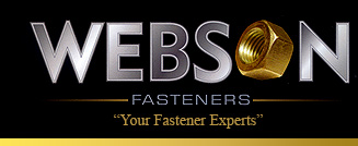 Webson Fasteners - Your Fastener Experts - Call Us: (800) 243-1860 - E-mail: info@websonfasteners.com